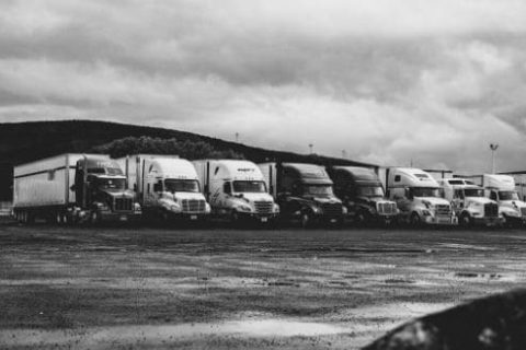 Creciente demanda del parking de camiones